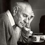 Karl Popper © Ingrid Von Kruse