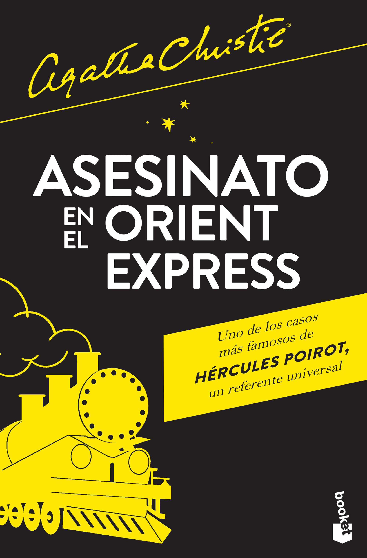 portada Asesinato en el Orient Express