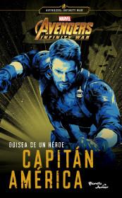 Odisea de un héroe. Capitán América